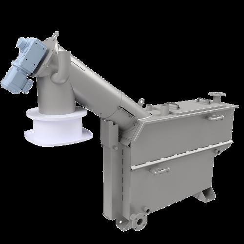 PWL Helixsieb HXS 300 Behältergerät Typ GS