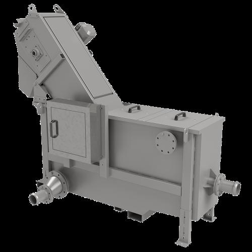 PWL ProCat Harkenumlaufrechen als Behältergerät